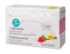 Faltschachtel B-FIT with B12